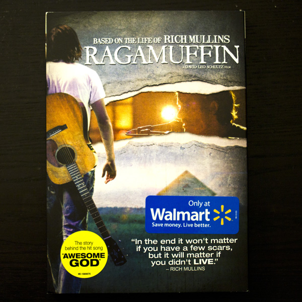 RAGAMUFFIN at WALMART
